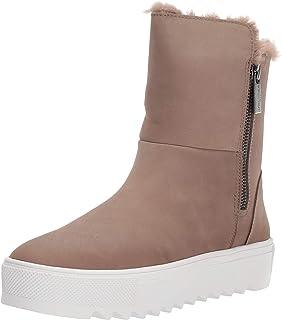 Amazon.com | JSlides Women's Apple Boot