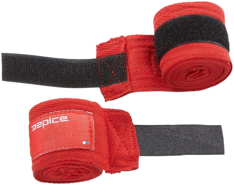 DEPICE - Vendaje elástico para boxeo negro negro Talla:talla única sa-bbes