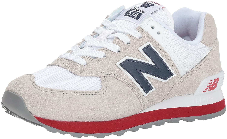 New Balance Herren Ml574E Sneaker,  37.5 EU|Mehrfarbig (Moontide/Ml574esa)