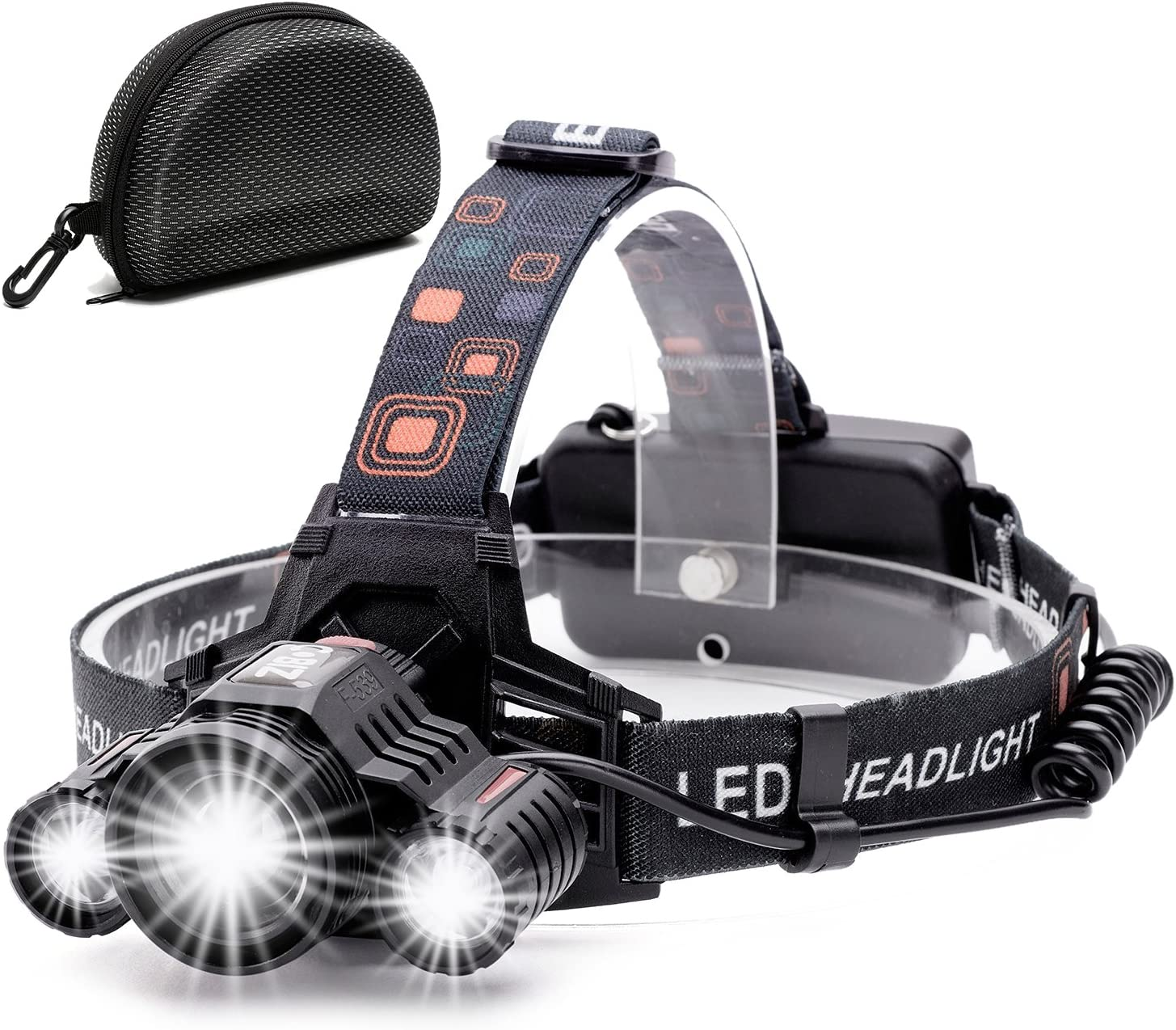 Camping Headlamp Flashlight