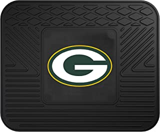"""product image for FANMATS - 9994 NFL Green Bay Packers Vinyl Utility Mat,14""""x17"""""""