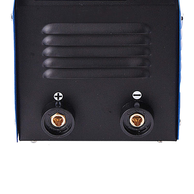 Mophorn 160A ARC Welder Dual 110V//220V MMA ARC Welding Machine ARC-160 Anti-Stick Electric Welder Machine ARC IGBT Digital Display LCD DC Inverter Welder Inverter Welding Machine Mini