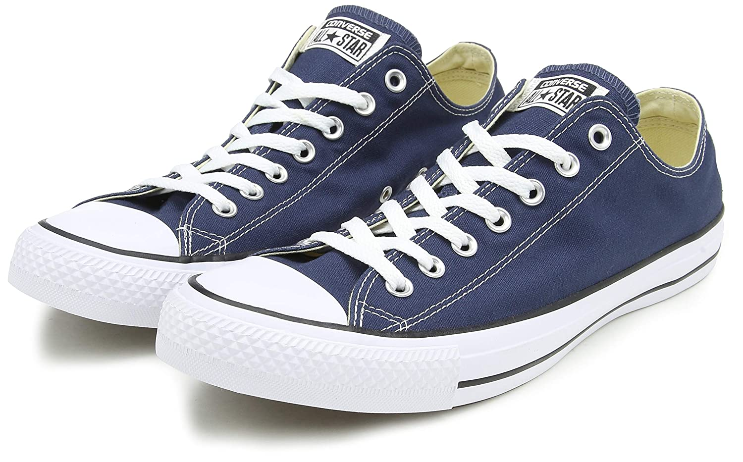 Converse Taylor All Star Ox Navy M969 Baskets Basses Mixte Adulte
