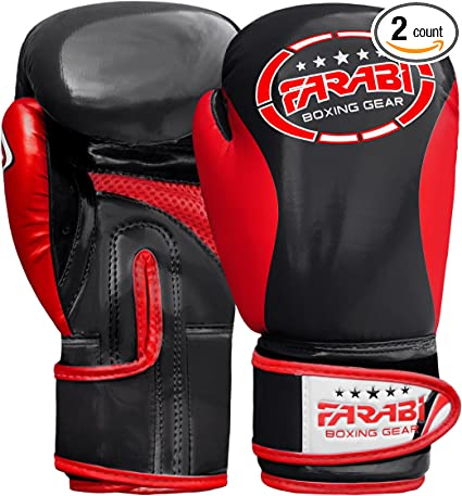 Junior Boxing Kickboxing MMA Martial Arts Training Punching Gym Set Kids Boxing