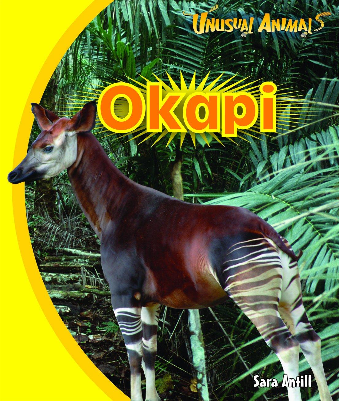 Download Okapi (Unusual Animals) pdf
