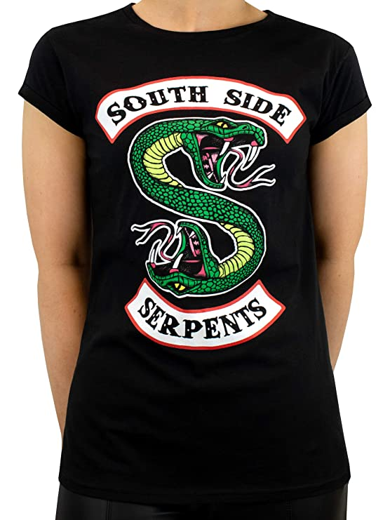 Camiseta de serpiente