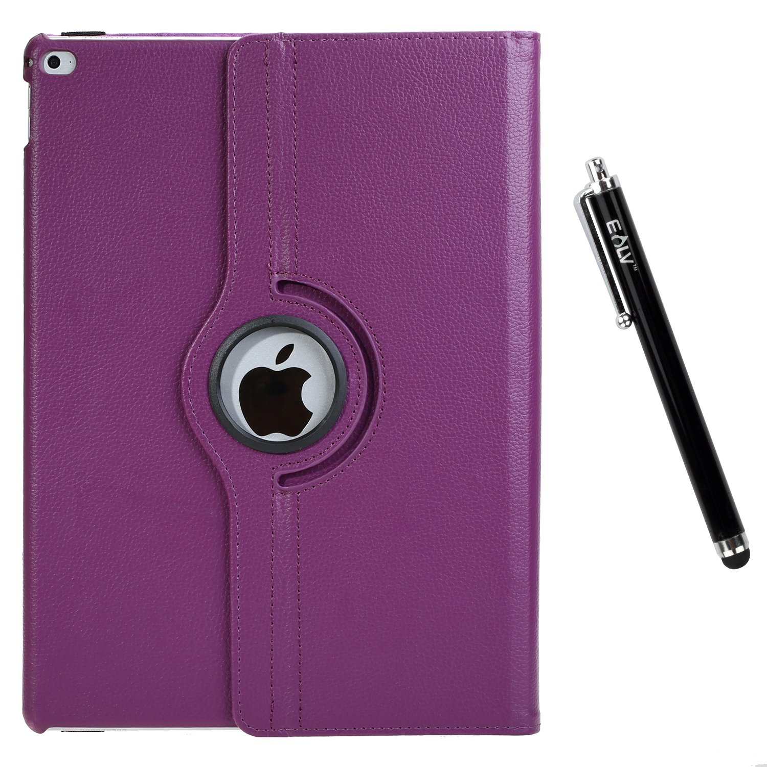 sports shoes 870f6 1ae22 iPad Pro Case - E LV iPad Pro Case Cover Full Body Protection PU LEATHER  Smart Case Cover for APPLE iPad Pro with 1 Stylus and and 1 Microfiber ...