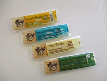Gilman Cheese 4 flavors String Cheese
