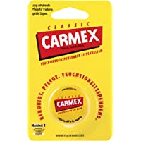Carmex olla de bálsamo para los labios, Paquete de 12 (12 x 8 ml)