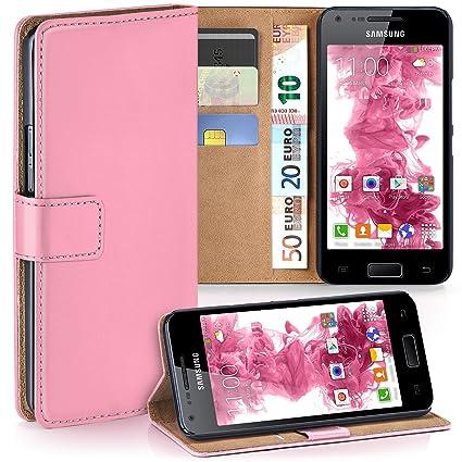quality design d2497 f7cc4 Amazon.com: moex Samsung Galaxy S2 / S2 Plus | Phone Case with ...