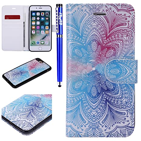 "Funda iPhone 7 Plus/iPhone 8 Plus (5.5""), EUWLY iPhone 8"