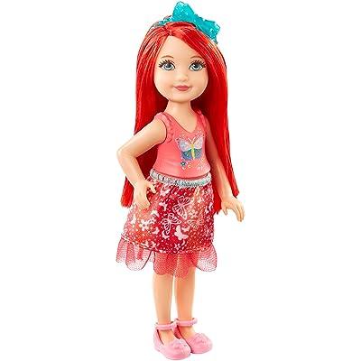 Barbie Dreamtopia Rainbow Cove Sprite Doll - Pink