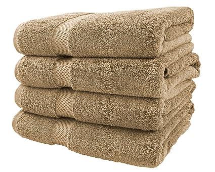 amazon com cotton calm exquisitely plush and soft bath towel set