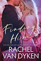 Finding Him (Covet Book 2) Kindle Edition