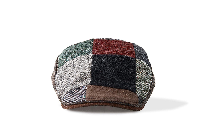 Boyne Valley Knitwear Irish Wool Flat Cap