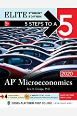 5 Steps to a 5: AP Microeconomics 2020 Elite Student Edition Kindle Edition