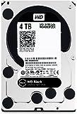 WD  4TB 7200 RPM SATA 6 Gb/s 64MB Cache, 3.5-Inch Desktop Hard Disk Drive (WD4003FZEX)