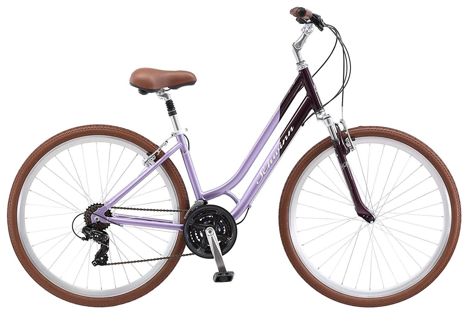 eff960f61b2 Over-Boxed Product S4057A 16 Small Frame Size 16 Small Frame Size Pacific Cycle  Schwinn Capitol Womens Hybrid ...