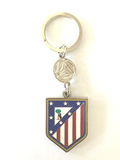 Amazon.com: Keychain Soccer Team ATLETICO MADRID: Everything ...