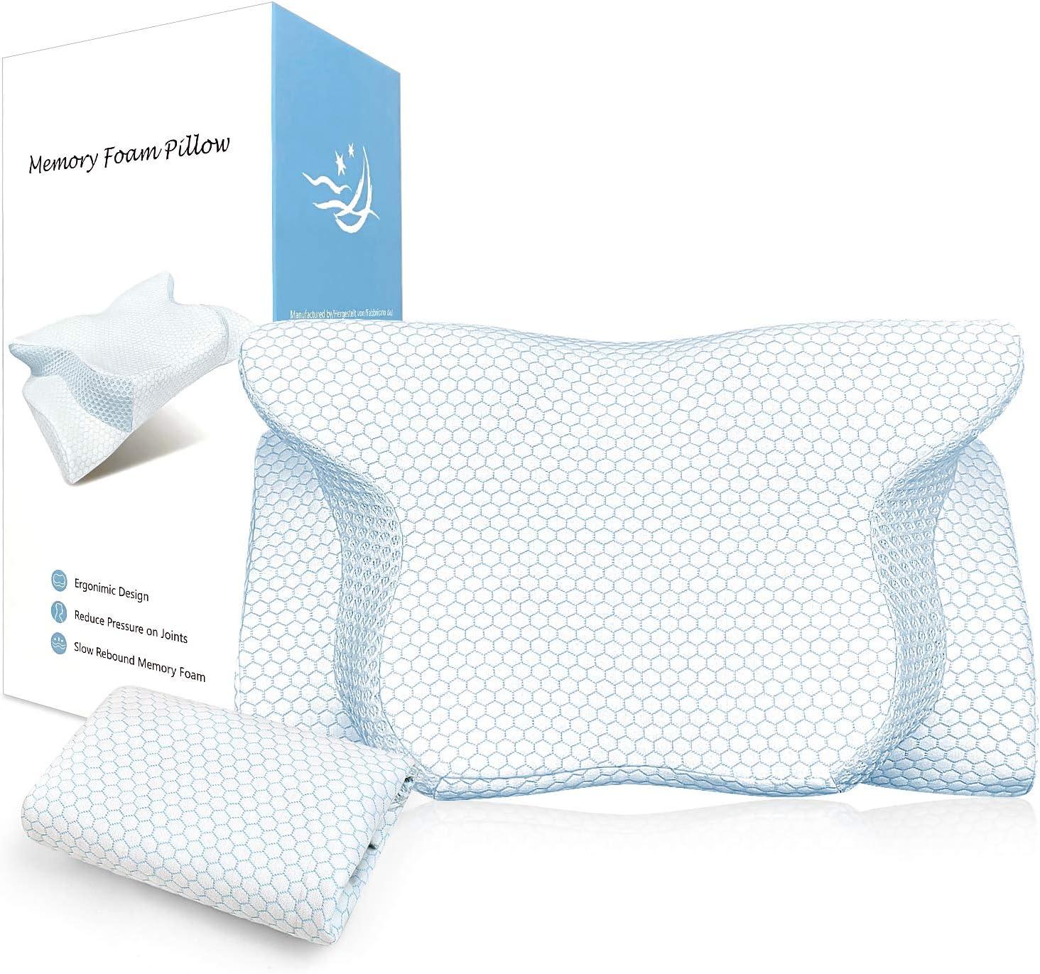 BESFAN Contour Memory Foam Pillow
