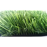 Zen Garden Tall Premium Synthetic Grass Rubber Backed Pad with Drainage Holes