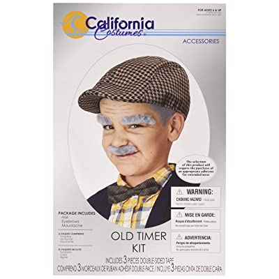 California Costumes Old Timer Kit - Child: Toys & Games