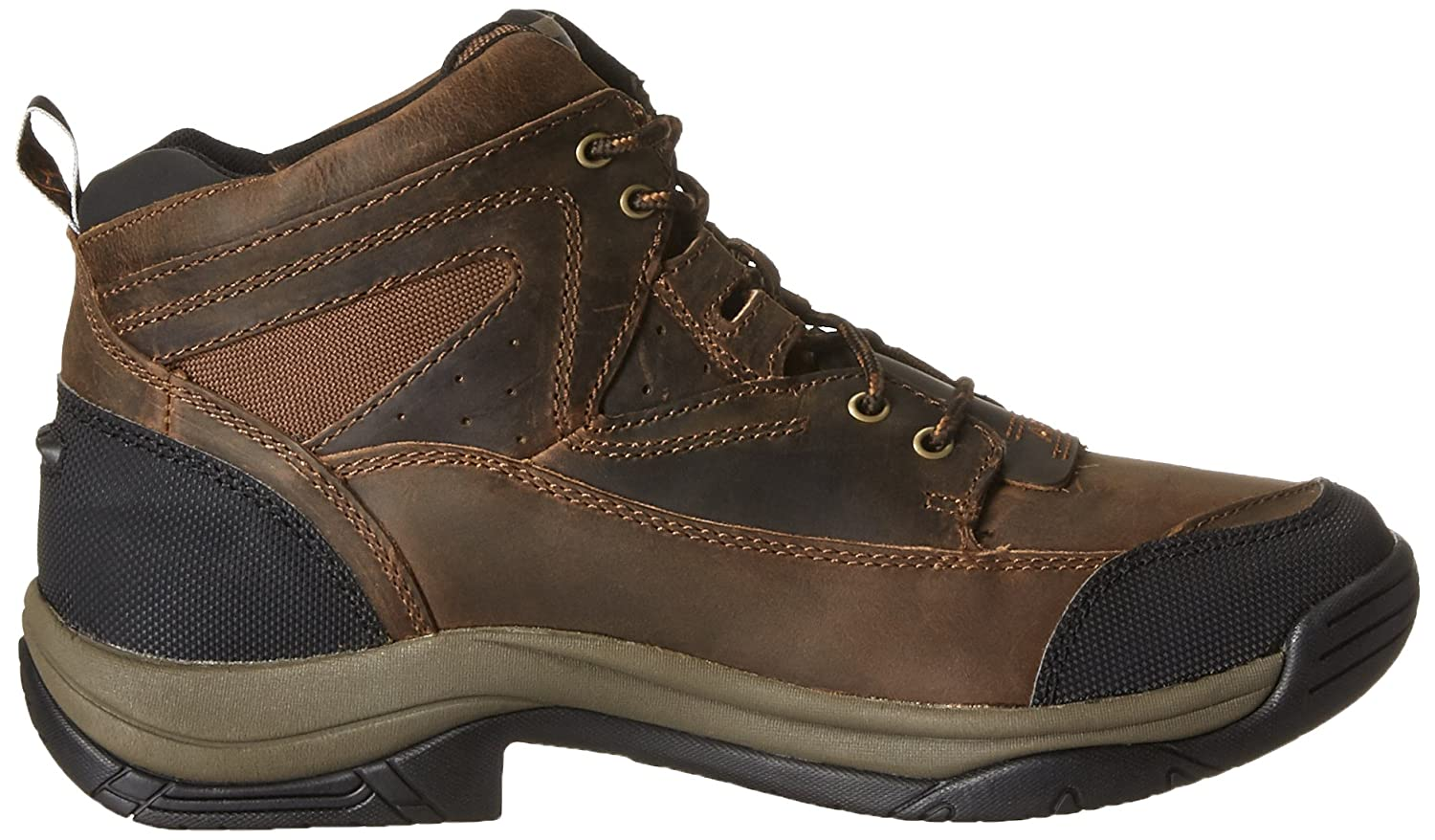 Amazon.com | Ariat Men's Terrain Wide Square Toe Hiking Boot ...