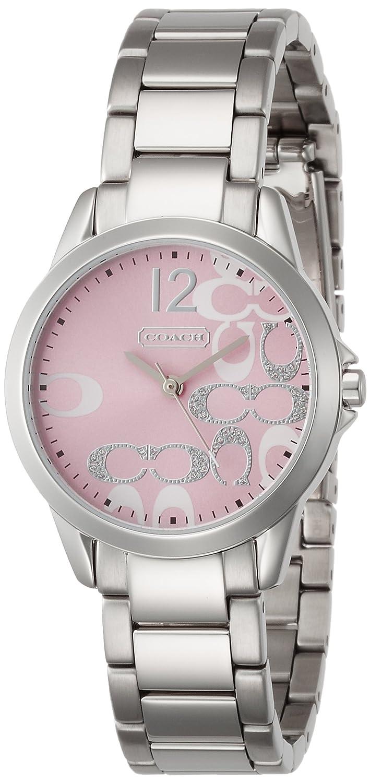 75aca688740b Amazon | [コーチ]COACH 腕時計 クラシックシグネチャー 14501617 レディース 【並行輸入品】 | 並行輸入品・逆輸入品・中古品( レディース) | 腕時計 通販