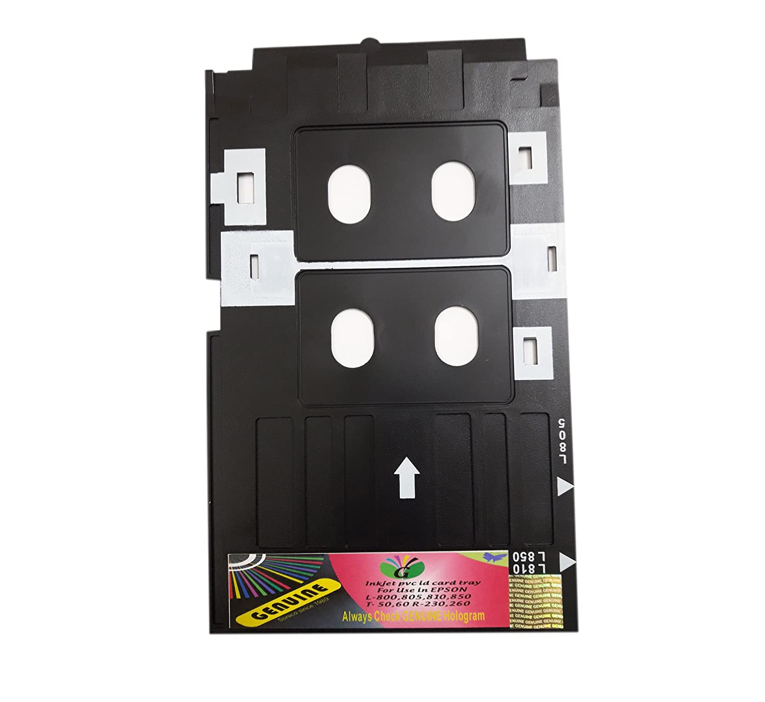 Id Tray Inkjet Card l805 in Office Products Amazon Set 3