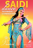 Saidi Dance: Technique and Combinations with Vanessa of Cairo - open-level belly dance