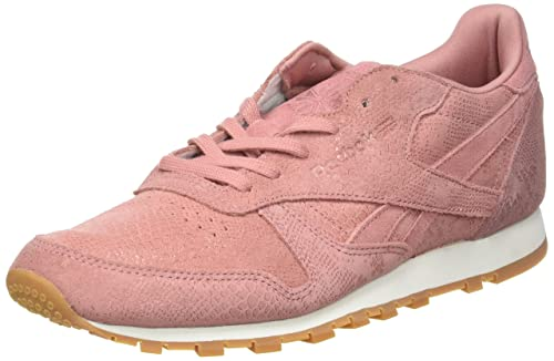 Sneaker Clean flint Exotics Grigio Classic Donna Reebok Eu 41 gum Grey chalk qBpRHTwnE