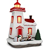Hallmark Keepsake Christmas Ornament 2018 Year Dated Lighthouse