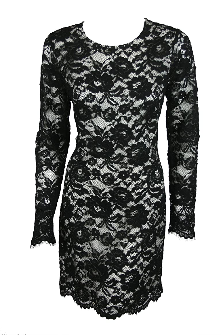 Theory marique lace shift dress