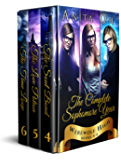Werewolf High: The Complete Sophomore Year: Books 4-6 (Werewolf High Boxset Book 2)