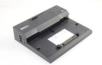 LOT 2 DELL E-Port II USB 3.0 Latitude Precision Laptop Dock Station Replicator