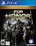 For Honor: Gold Edition (Includes Extra Content + Season Pass subscription) - PS4 Digital Code
