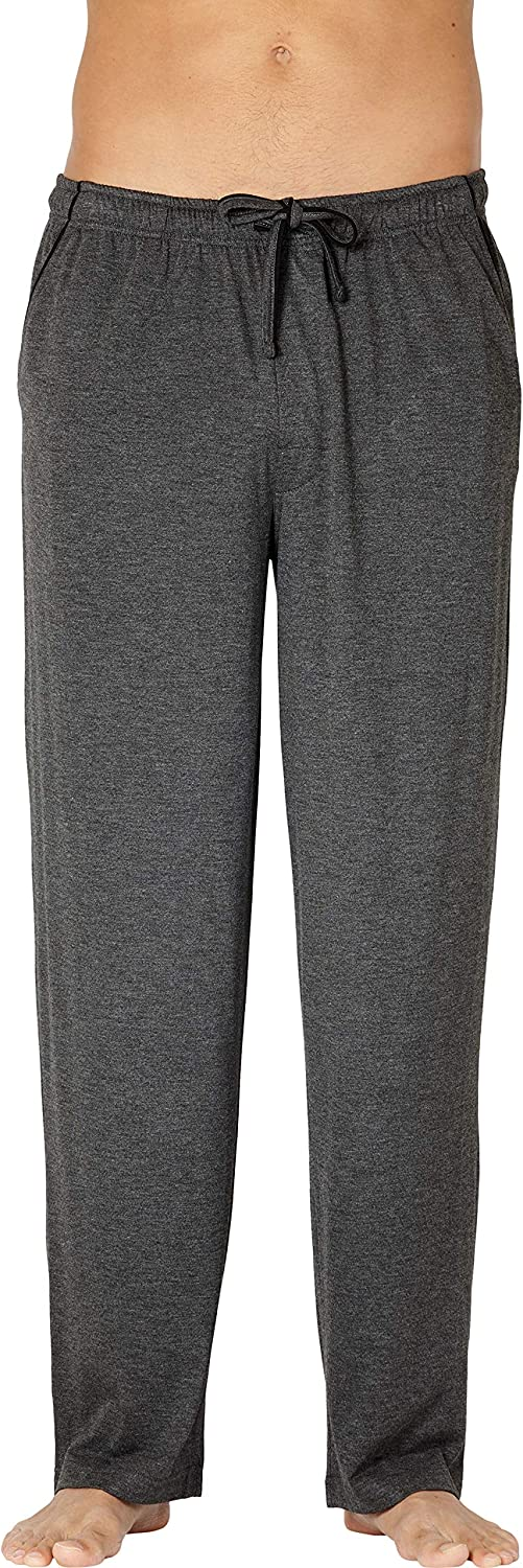 INTIMO Mens Soft Knit Lounge Pant