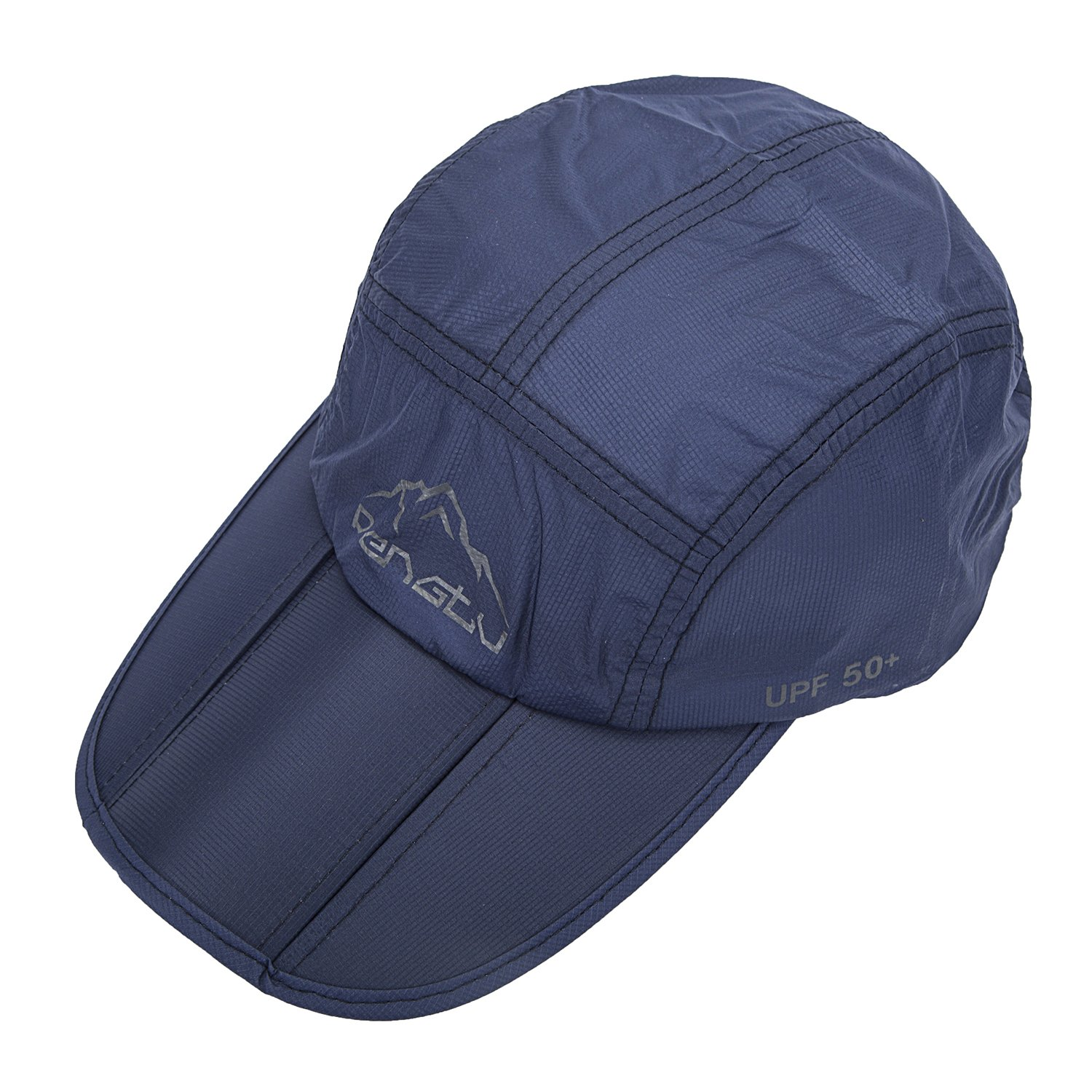 WINCAN Summer Baseball Cap with Bill Quick Dry Mesh Back UPF50 Portable Sun Hats