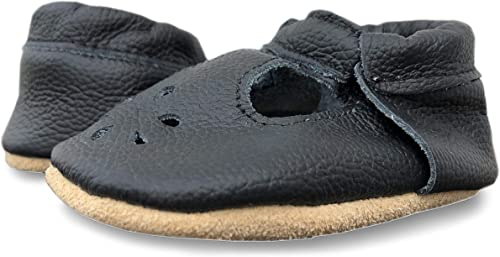 Lucky Love Baby /& Toddler Soft Sole Prewalker Skid Resistant Boys /& Girls Shoes