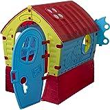 RunRunToys - Casa de juguete Dream House para niños de 2 años con colores muy llamativos
