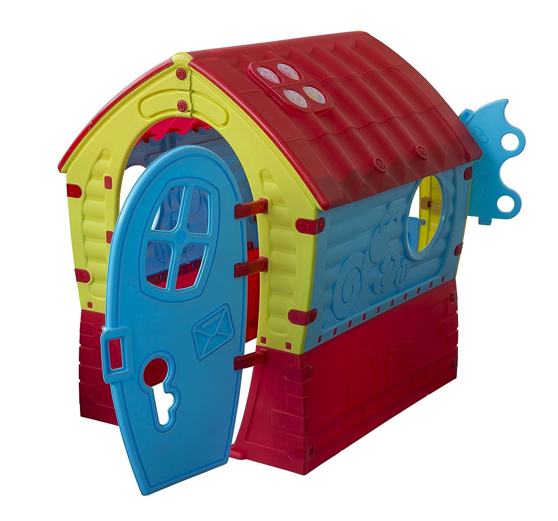 RunRunToys - Casa de juguete Dream House para niñ os de 2 añ os con colores muy llamativos (8000) Injusa