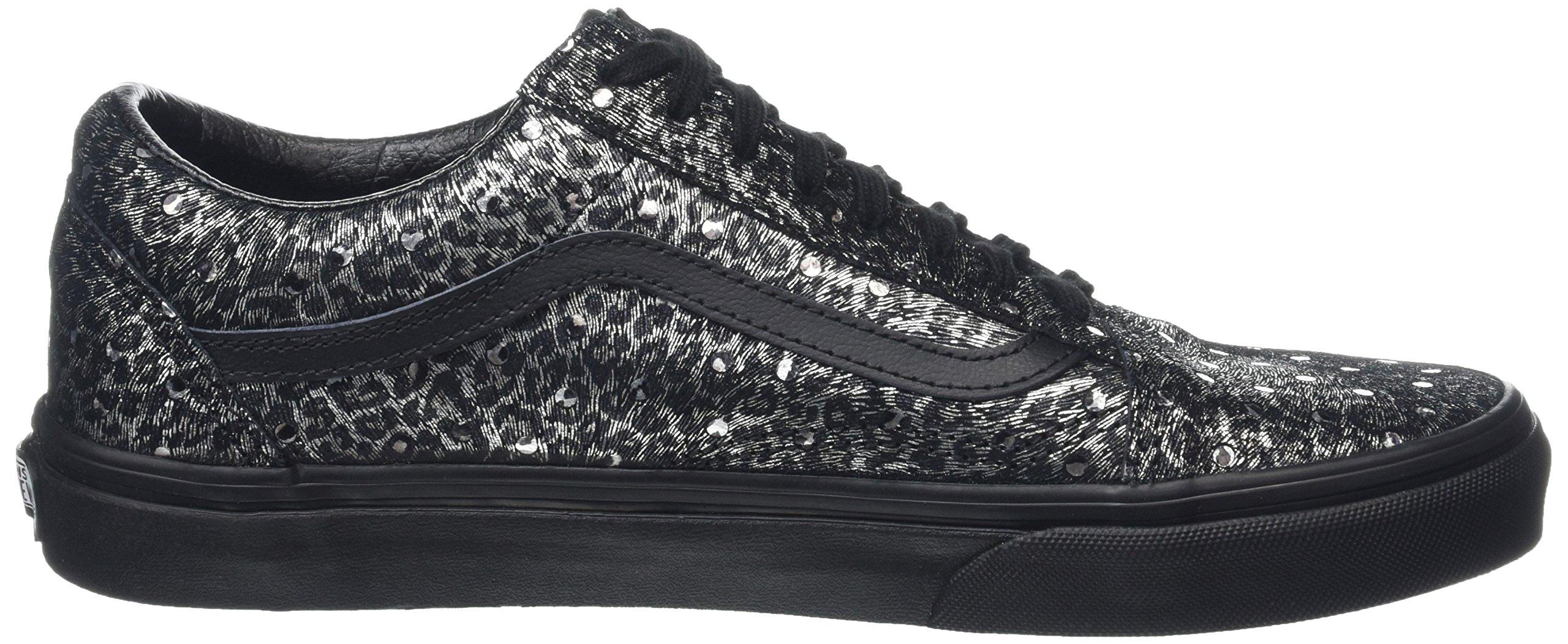 Vans Unisex Old Skool Skate Sneakers (8) by Vans (Image #6)