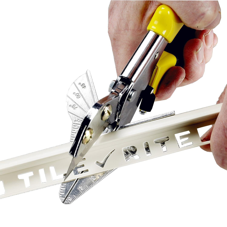 Tile Rite TTC445 - Herramienta manual de corte y medició n para plá sticos y maderas blandas