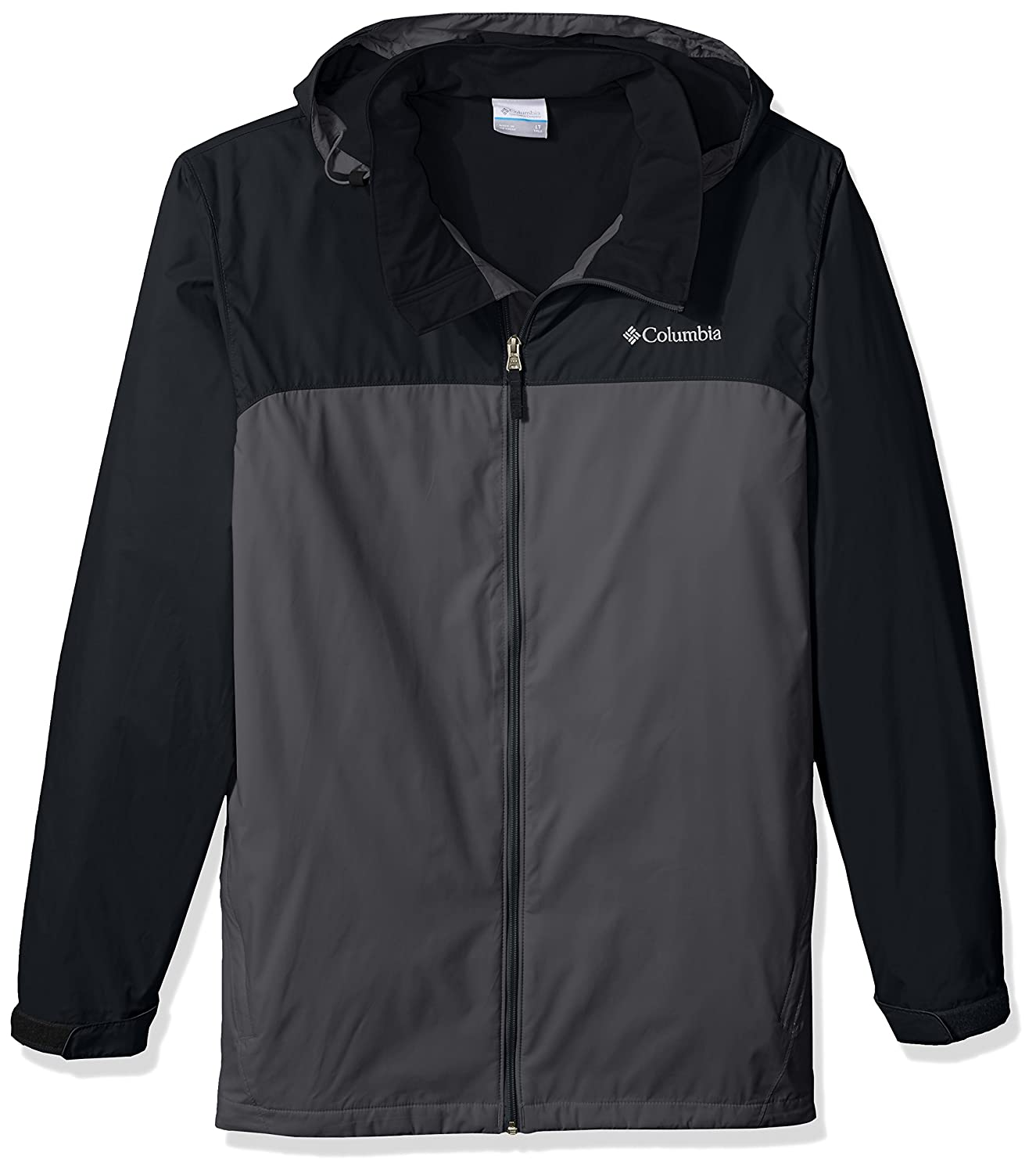 Columbia Hombres Glennaker Lake Big & Tall Lined Rain Jacket Chamarra de Lluvia: Amazon.es: Ropa y accesorios