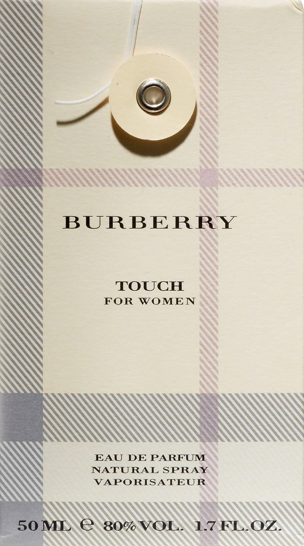 e8f2b9f9e Amazon.com: BURBERRY Touch Eau De Parfum for Women: BURBERRY: Luxury Beauty