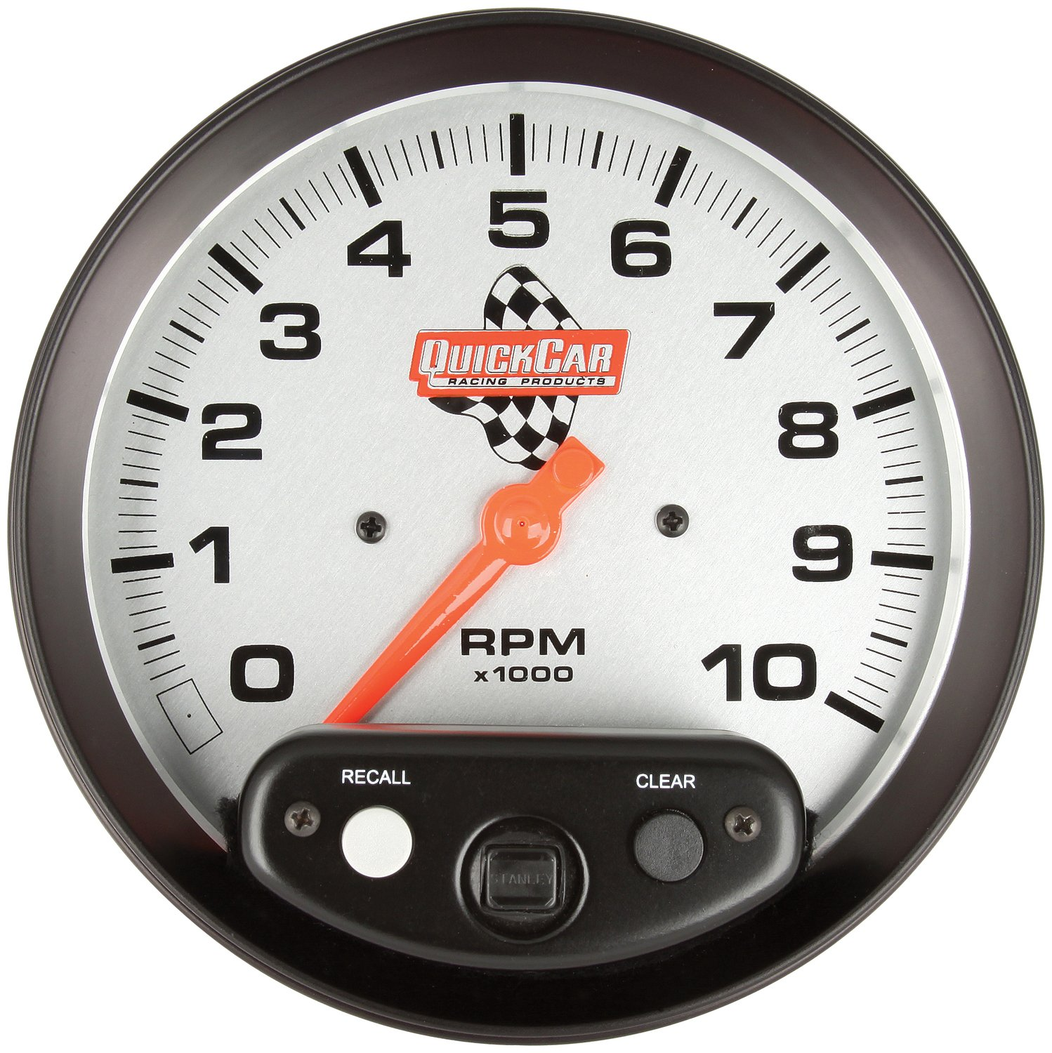 QuickCar Racing Products 611-6001 5' Diameter Tachometer Gauge