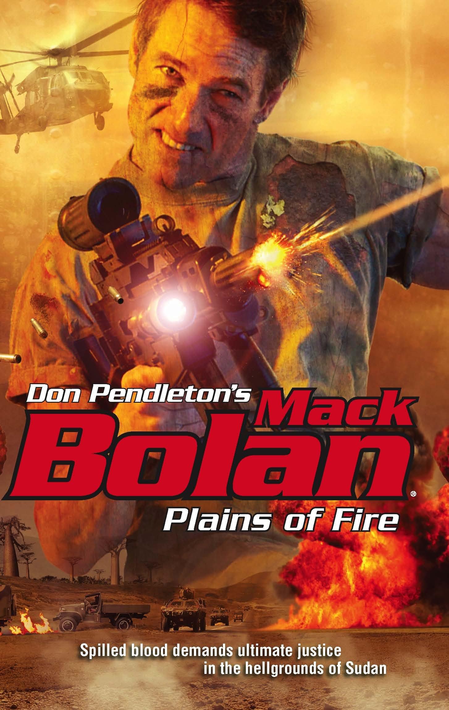 Amazon.com: Plains Of Fire (SuperBolan) (9780373615261): Don Pendleton:  Books