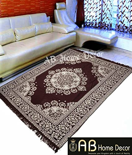 Ab Home Decor Modern Chenille Carpet - 84