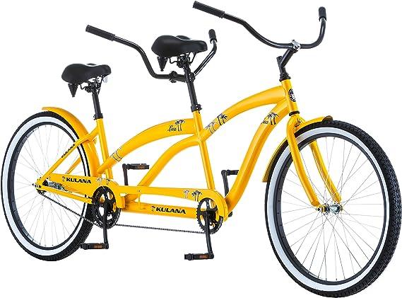 Kulana Lua Single Speed Tandem Cruiser Bike