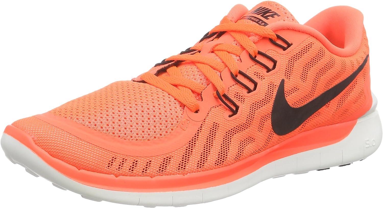 Shoes Men Nike Free Run 5.0 Orange
